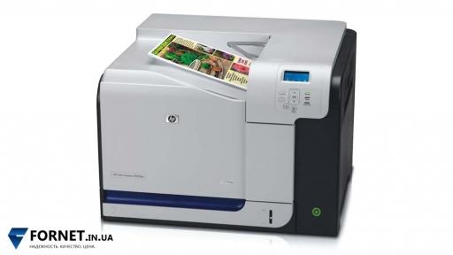 Лазерный принтерHP COLOR LaserJet CP3525DN