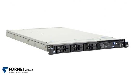 Сервер IBM X3550 M2 (2x Xeon E5540 2.53GHz / DDR III 32Gb / 2x 147Gb SAS / 2PSU)
