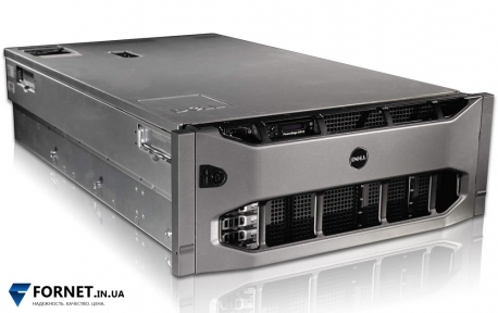 Сервер Dell PowerEdge R910 (4x Xeon X7560 2.27GHz / DDR III 64Gb / 2x 147GB SAS / 2PSU)