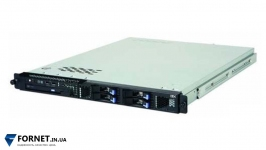 Сервер IBM X3250 M2 (1x C2D E8400 3.00Ghz / DDR II 4Gb / 2x 250Gb SATA / 1PSU) / Cisco 7800