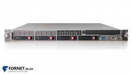 Сервер HP ProLiant DL360 G5 (2x Xeon E5430 2.66GHz / FB-DIMM 16Gb / 2x 147GB / 2PSU)