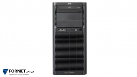 Сервер HP ProLiant ML150 G6 (1x Xeon X5550 2.66GHz / DDR III 16Gb / 2x 300GB SAS / P212 / 2PSU)