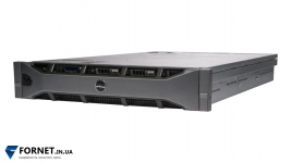 Сервер Dell PowerEdge R715 (2x AMD Opteron 6276 2.3GHz / DDR III 64Gb / 2x 147GB SAS / 2PSU)