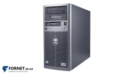 Сервер Dell PowerEdge 830 (1x Pentium D-925 3.00GHz / DDR II 3Gb / 2x 80GB SATA / 1PSU)