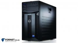 Сервер Dell PowerEdge T310 (1x Core™ i3-2100 3.1Ghz / RAM 8Gb / PERC H200 / DVD / 2PSU)