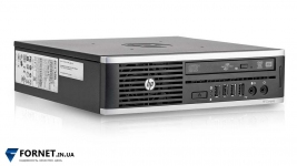 Системный блок HP 8200 ELITE Ultra Slim (Core™ i3-2100 3.1Ghz / DDR III 4Gb / 250Gb) + Windows 7 Pro