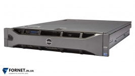 Сервер Dell PowerEdge R710 (2x Xeon E5520 2.26GHz / DDR III 24Gb / PERC 6 / 2PSU)