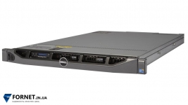 Сервер Dell PowerEdge R610 (2x Xeon E5530 2.40GHz / DDR III 24Gb / 2x 147GB SAS / 2PSU)