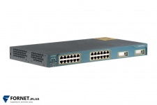 Коммутатор Cisco Catalyst WS-C2950G-24-EI (Layer 2, 24x RJ-45, 2x GBIC)